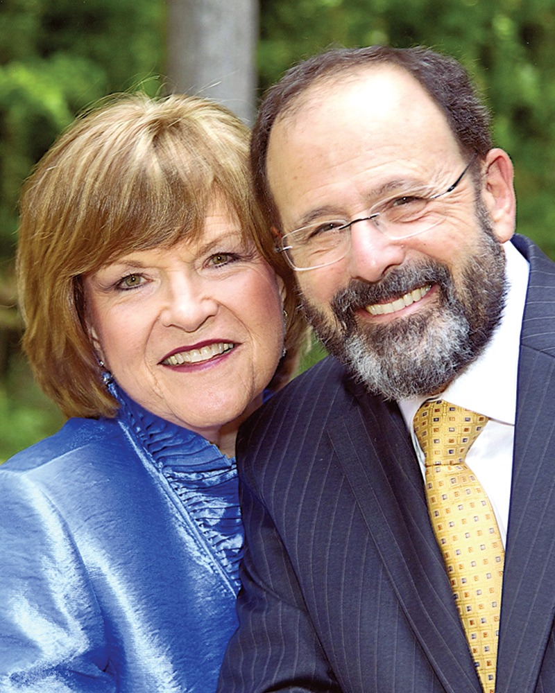 Lou & Edie Goldberg